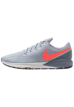 Nike Performance - AIR ZOOM STRUCTURE 22 - Chaussures de running stables - obsidian mist/bright crimson/armory blue