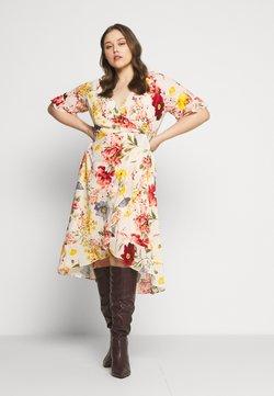 Zizzi - MILUNA DRESS - Vapaa-ajan mekko - multi-coloured