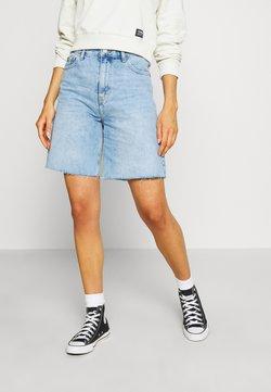 Dr.Denim - MEJA DENIM SHORTS - Jeans Shorts - destiny blue
