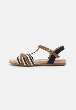 TOM TAILOR - Riemensandalette - navy