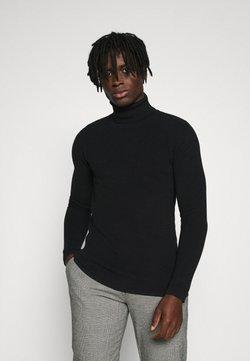 Redefined Rebel - RRBROCK KNIT - Pullover - black