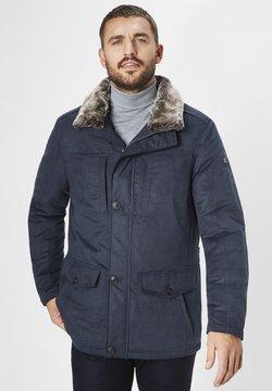 S4 Jackets - EL GRECO - Winterjacke - dk. blue