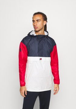 Tommy Hilfiger - ICON - Tuulitakki - red
