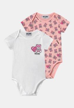 MOSCHINO - GIFT 2 PACK - Geschenk zur Geburt - pink