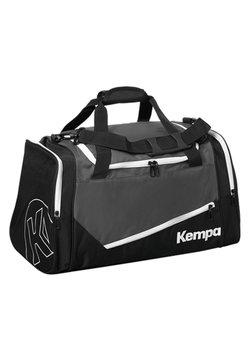 Kempa - Sporttasche - grauschwarz