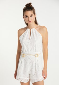 myMo - Jumpsuit - weiss