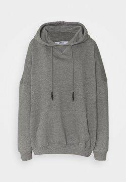ONLY Tall - ONLDOVE OVERSIZE TALL - Hoodie - medium grey melange