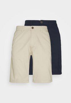 Jack & Jones - JJIDAVE 2 PACK - Short - navy blazer