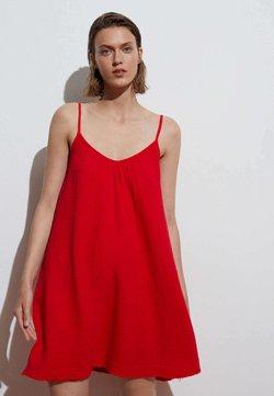 OYSHO - Vestito estivo - red