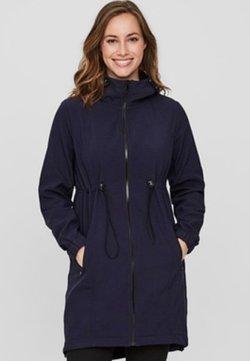 MAMALICIOUS - MLSHELLA 3IN1 TIKKA  - Abrigo corto - navy blazer