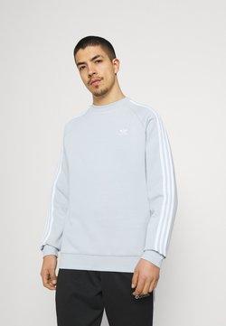 adidas Originals - STRIPES CREW UNISEX - T-Shirt print - halo blue