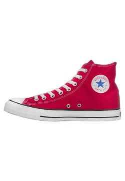 Converse - CHUCK TAYLOR ALL STAR CORE - Sneakersy wysokie - red