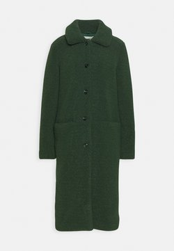 Another-Label - MOUSSY COAT - Wintermantel - sycamore green