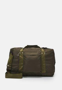 ARKET - WEEKEND BAG UNISEX - Bolsa de fin de semana - green
