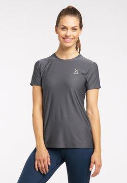 Haglöfs - T-Shirt basic - magnetite