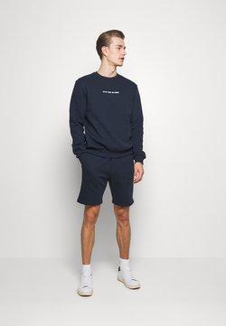 Pier One - SET  - Sweatshirt - dark blue