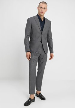 Isaac Dewhirst - FASHION SUIT - Anzug - mid grey