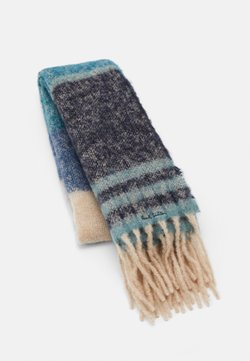 Paul Smith - SCARF - Schal - dark blue/multicolor