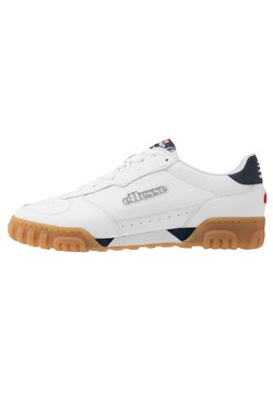 Ellesse - TANKER - Sneaker low - white/dark blue