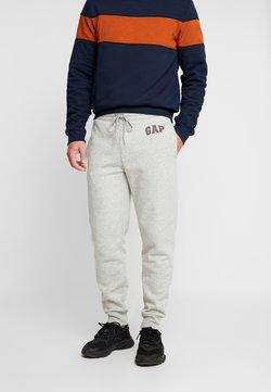GAP - LOGO PANT - Jogginghose - light heather grey