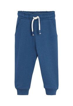 Next - Spodnie treningowe - mottled royal blue