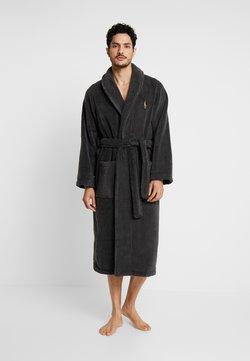 Polo Ralph Lauren - SHAWL COLLAR ROBE - Peignoir - dark slate