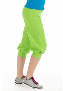Winshape - 3/4 Sporthose - apfelgrün