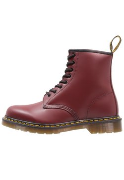 Dr. Martens - 1460  BOOT - Schnürstiefelette - cherry red rouge