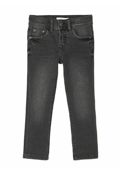 Name it - Straight leg jeans - black denim