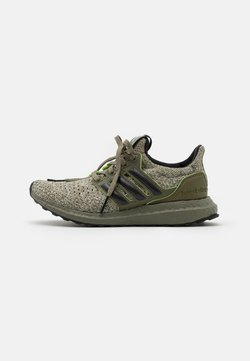 adidas Originals - ULTRABOOST DNA STAR WARS PRIMEKNIT RUNNING SHOES UNISEX - Sneaker low - trace cargo/core black/raw khaki