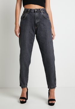 Pepe Jeans - DUA LIPA x PEPE JEANS - Jeans Relaxed Fit - grey