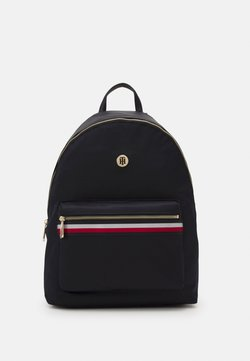Tommy Hilfiger - POPPY BACKPACK  - Reppu - blue