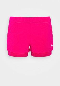 Nike Performance - FLEX - Träningsshorts - vivid pink/white