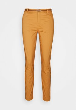 b.young - DAYS CIGARET PANTS  - Chinosy - beige