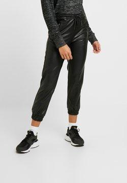 ONLY Petite - ONLBIRGITTE TOPAS STRING PANT - Jogginghose - black