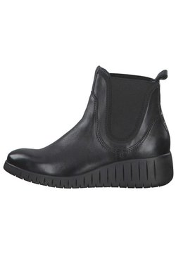 Marco Tozzi - Ankle Boot - black ant.comb 096