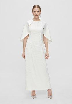 YAS - Vestido largo - star white