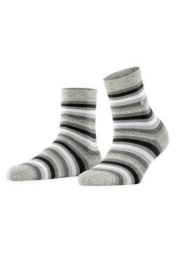 Burlington - Socken - storm grey