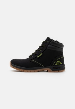 Kappa - CAMMY UNISEX - Hikingschuh - black/lime
