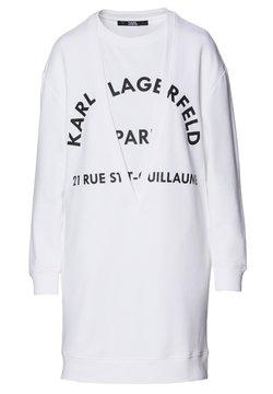 KARL LAGERFELD - Robe d'été - white