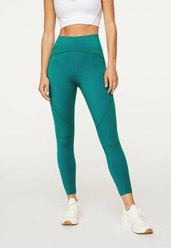 OYSHO - Tights - turquoise