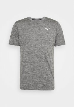 Mizuno - IMPULSE CORE TEE - Camiseta básica - magnet