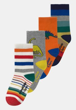 GAP - TODDLER BOY HAPPY 4 PACK - Socken - multi-coloured