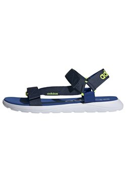 adidas Performance - COMFORT SANDALE - Walking sandals - blue