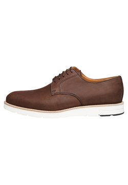 SHOEPASSION - NO. 360 UL - Sportlicher Schnürer - dark brown