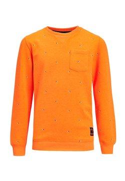 WE Fashion - Sweater - bright orange