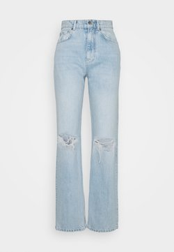 Gina Tricot - THE 90'S HIWAIST - Jeans relaxed fit - light blue