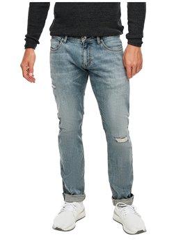 Q/S designed by - RICK - Jeans Slim Fit - light blue
