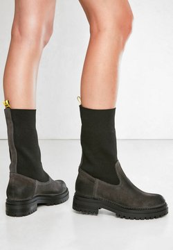 Inuovo - Ankle Boot - sd graphite cgp