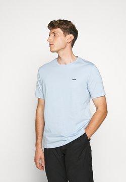 HUGO - DERO - Camiseta básica - light pastel blue